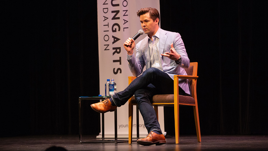 National YoungArts Foundation Andrew Rannells - Publicity - H 2019