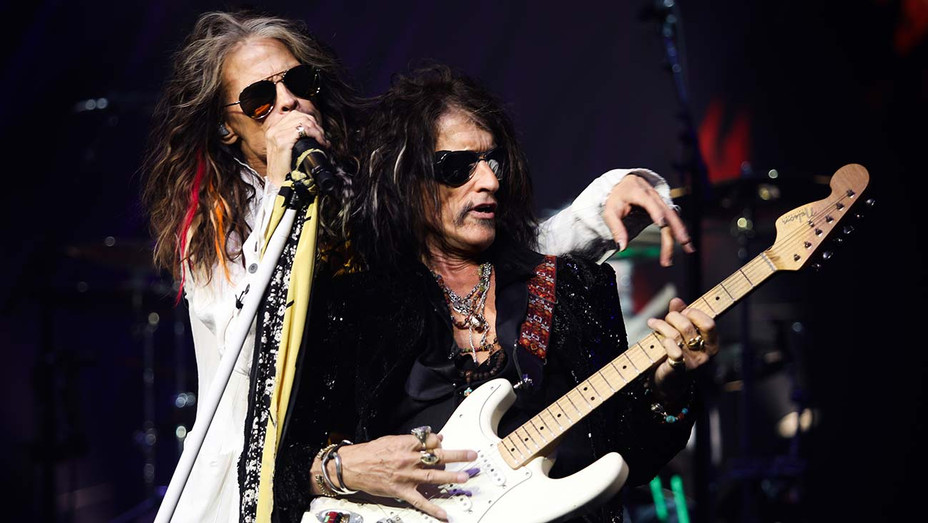 Aerosmith's April 6 performance in Las Vegas - Katarina Benzova Photo -Publicity - H 2019