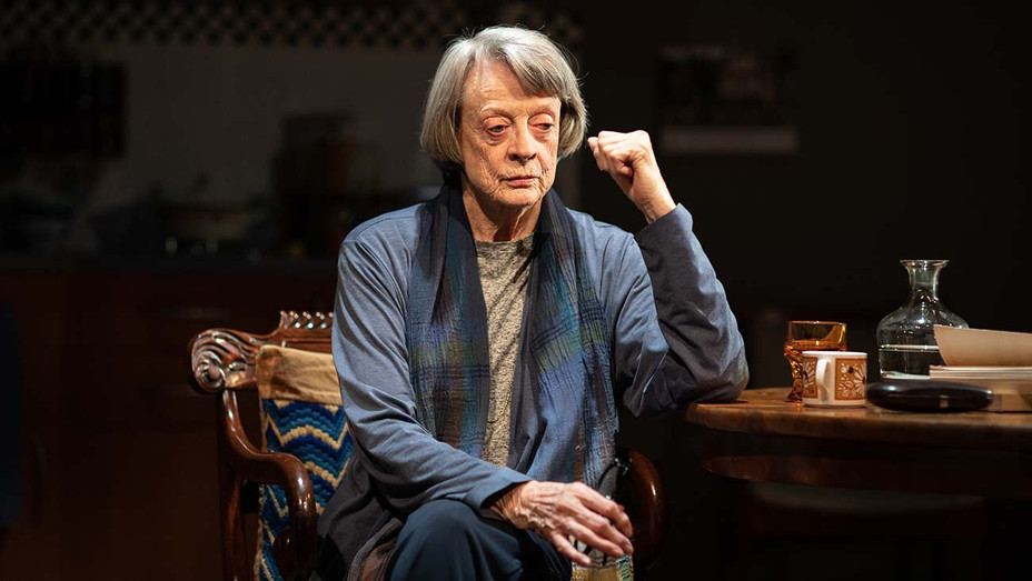 A German Life Production Still 1 - Maggie Smith  - Publicity-H 2019
