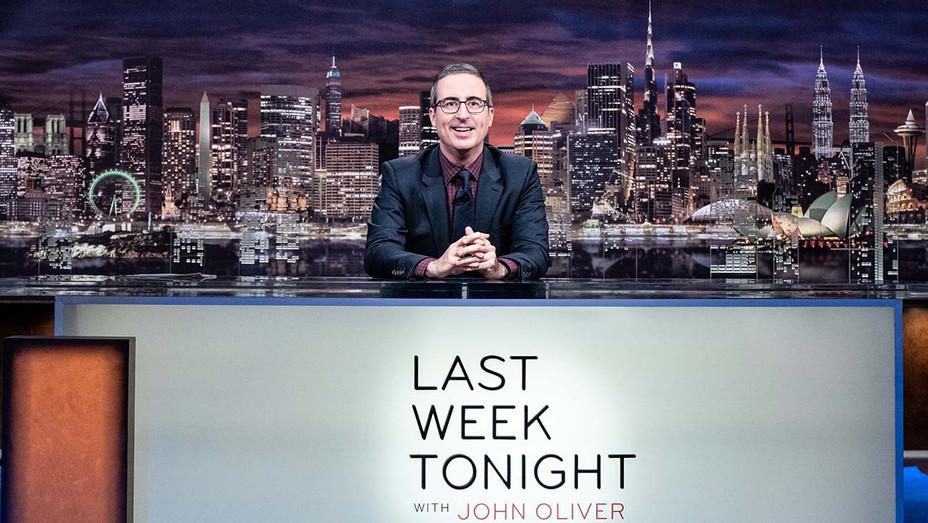 John Oliver on Last Week Tonight- April 7 2019 - Publicity-H 2019