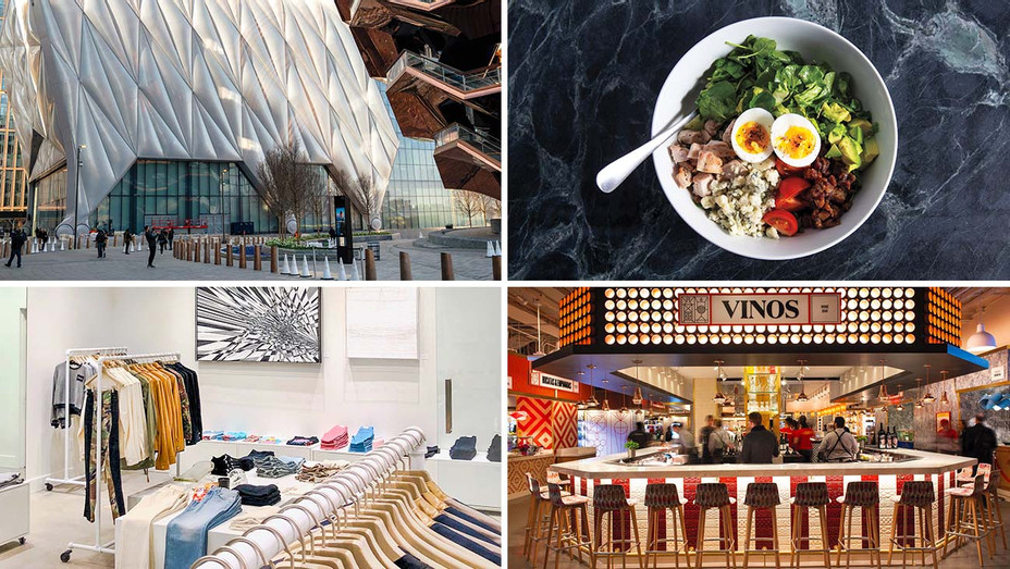 4 Hudson Yards Hotspots With SoCal Cred -H 2019