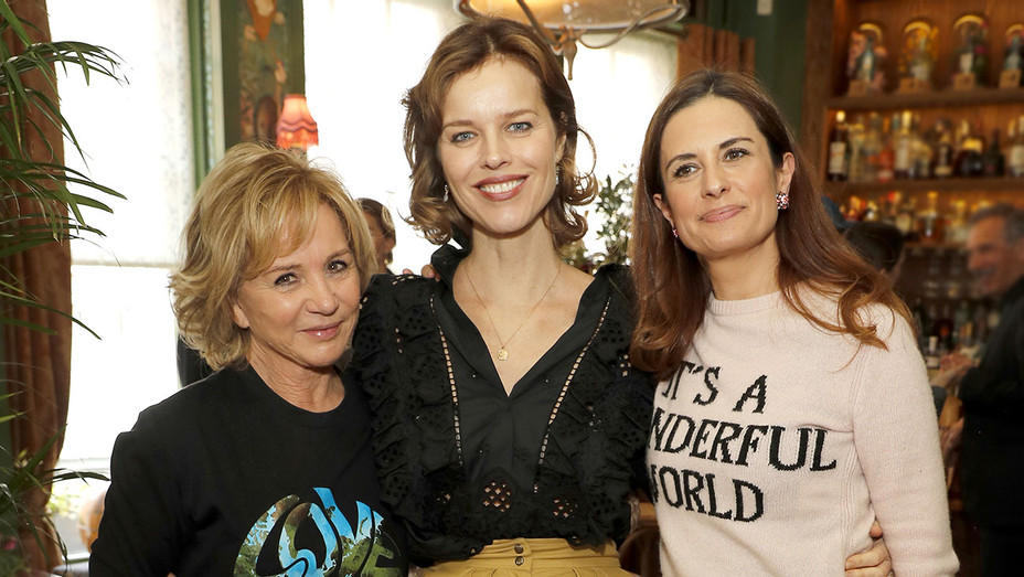 Alberta Ferretti, Eva Herzigova and Livia Firth-Getty-H 2019