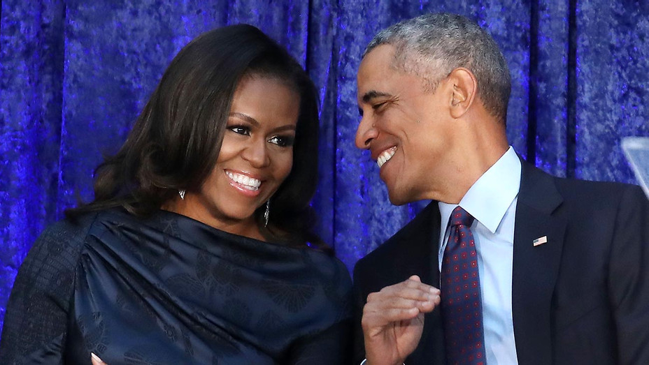 Michelle and Barack Obama-Getty-H 2019