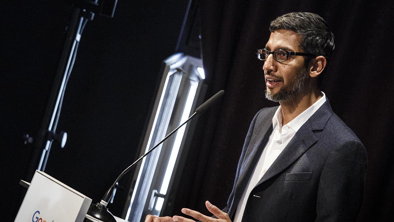 Google CEO Speaks Out on Antitrust, Privacy Concerns