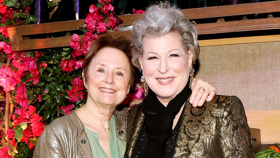 Alice Waters and Bette Midler - Publicity-H 2019