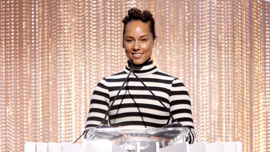 Alicia Keys_Empowerment In Entertainment - Publicity - H 2019