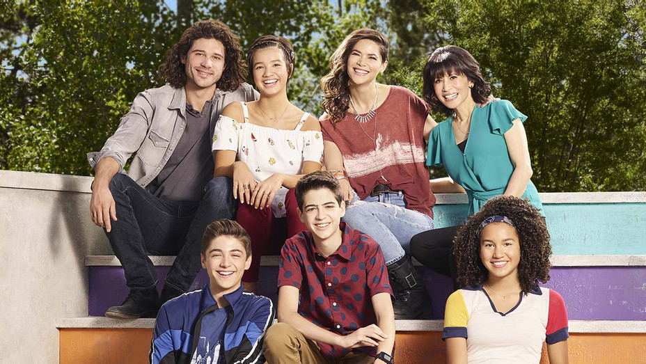Andi Mack - Disney Channel Publicity-H 2019