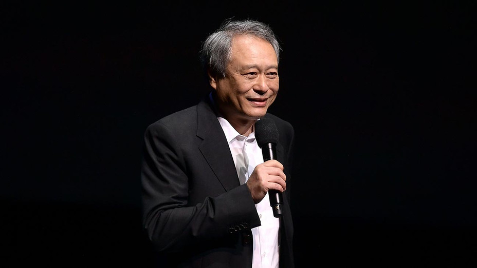 Ang Lee onstage-Cinemacon 2019-Getty-H 2019
