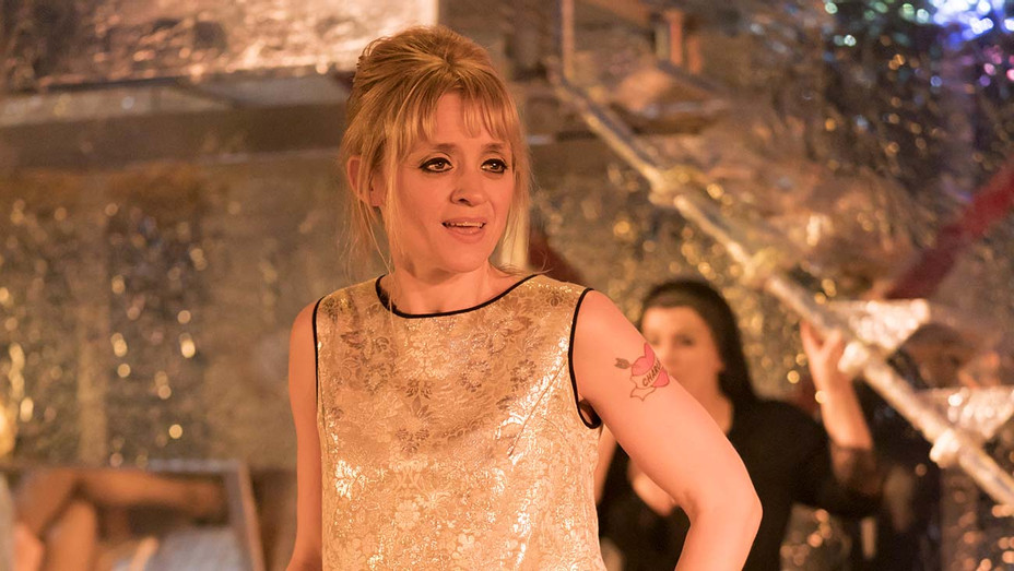 Sweet Charity Production Image 1- Anne - Marie Duff - Publicity-H 2019