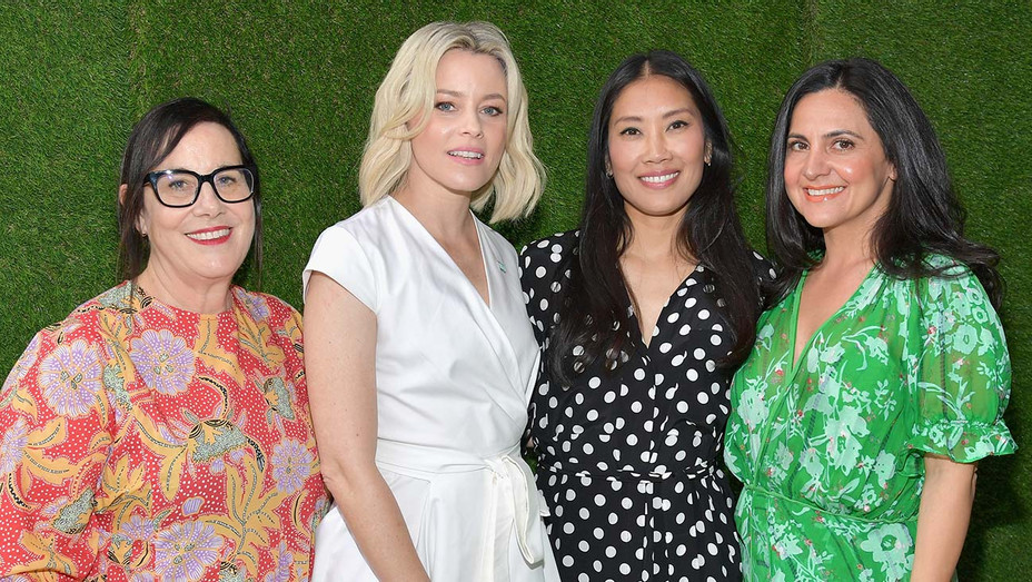 Arianne Phillips, Elizabeth Banks, Melissa Magsaysay and Carineh Martin attend the BoF West - Getty - H 2019