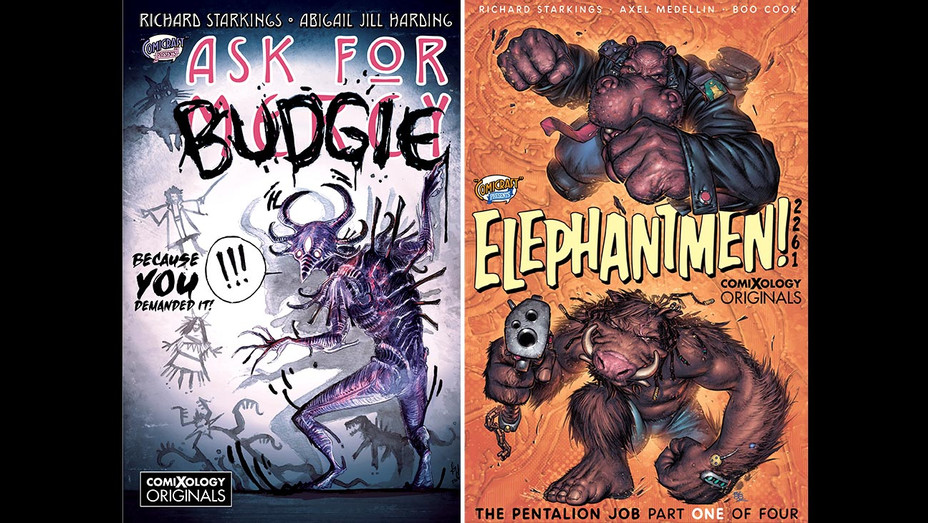 ASM_Ask For Budgie_COVER and Elephantmen TPJ.1.co.COVER-Publicity-Split-H 2019