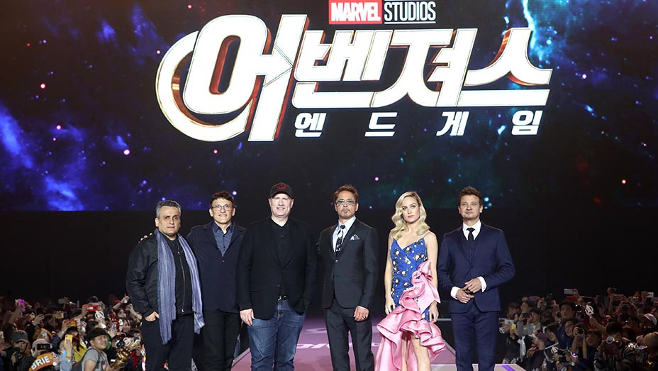 'Avengers: Endgame' South Korea Premiere-Getty-Embed-2019