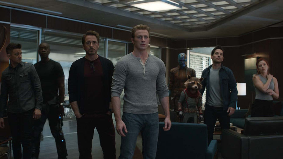 Avengers: Endgame Still 18 - Publicity - H 2019