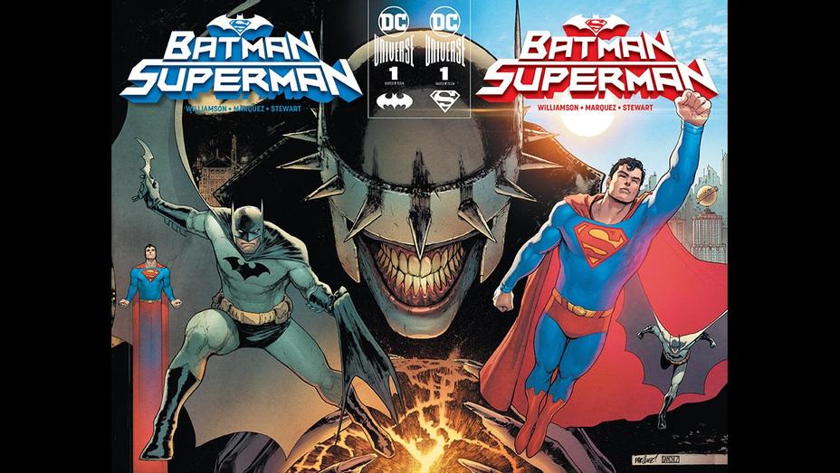 Batman-Superman Announcement-Publicity-H 2019