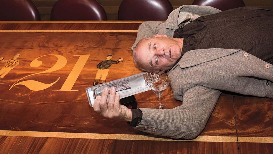 Bill Murray - Fixing a drink -H 2019