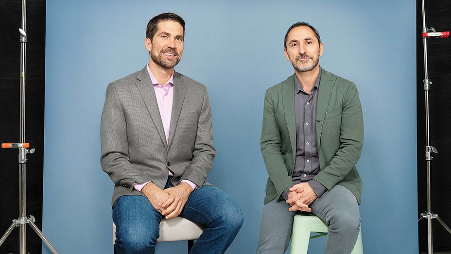 Brian Whipple and David Droga - Publicity - H 2019