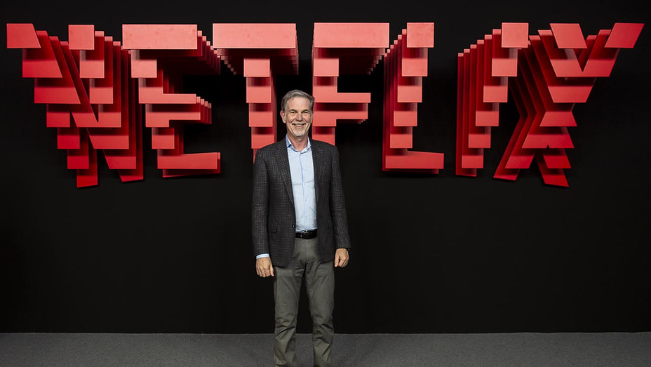 CEO Of Netflix, Reed Hastings-Getty-H 2019