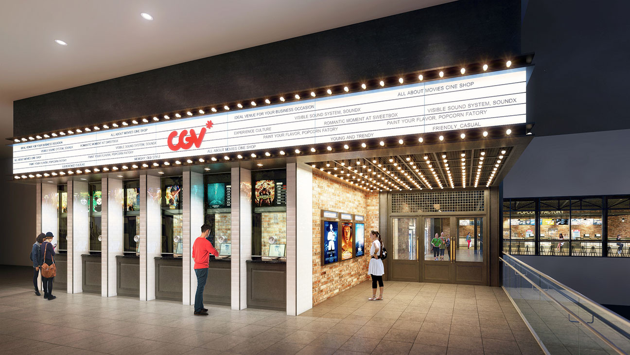 Imax, Korea's CGV Sign 17-Theater Deal as Global Cinemas Reopen