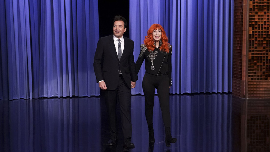 Cher on The Tonight Show-Publicity-H 2019