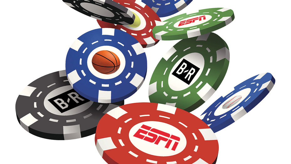 Media Giants Go All in on Sports Gambling Frenzy | Hollywood Reporter