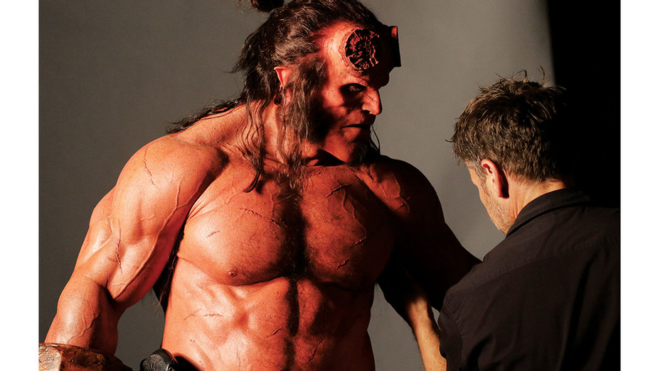 Creating Hellboy's 'Good Old-Fashioned Monsters-Publicity-H 2019