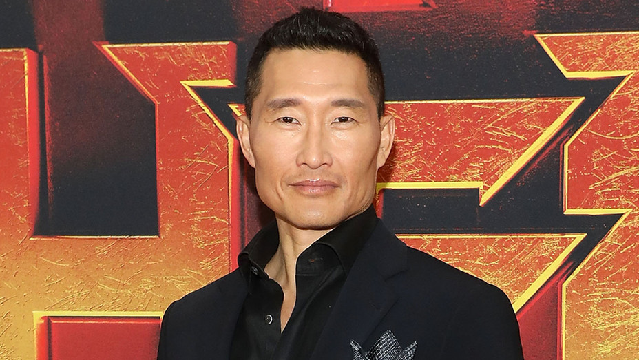 Daniel Dae Kim attends the New York screening of 'Hellboy' -Getty-H 2019