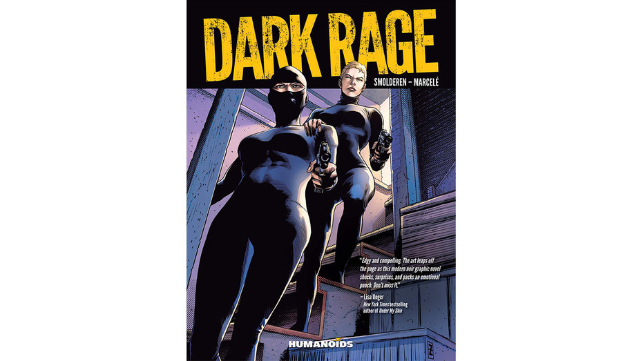 Dark Rage cover-Publicity-H 2019