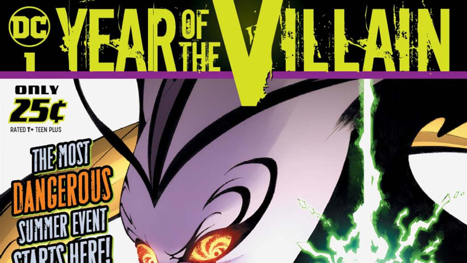 DC's Year of the Villain - Greg Capullo DC - Publicity-H 2019