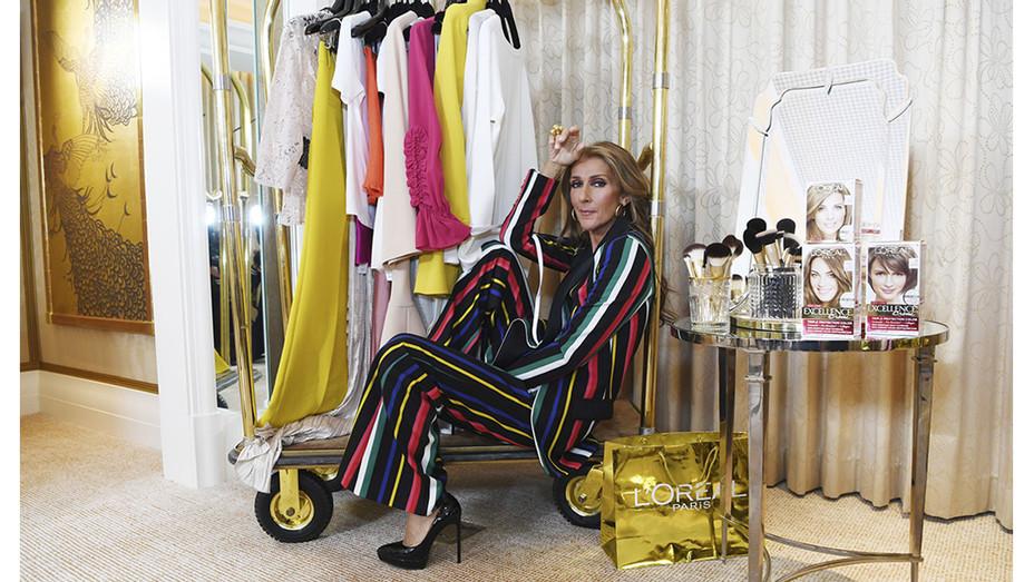 Celine Dion L'Oreal--Publicity-H 2019