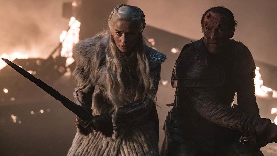 Game of Thrones - Emilia Clarke - Season 8 Episode 3 - H Publicity 2019