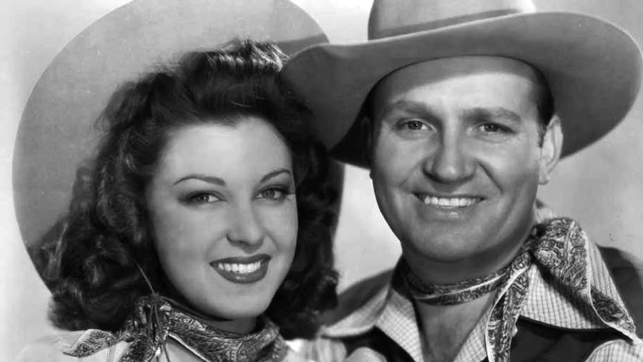 Fay McKenzie - Cowboy Serenade - Publicity-H 2019