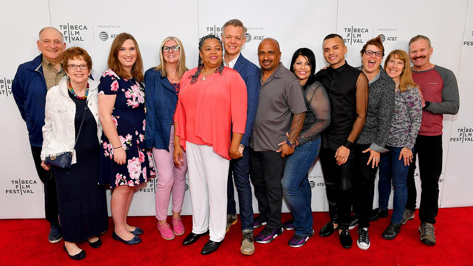 For They Know Not What They Do cast-Tribeca Film Festival-Getty-H 2019