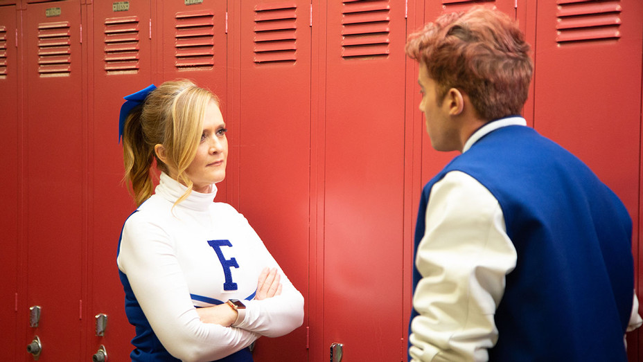 Full Frontal with Samantha Bee-Riverdale Spoof-Publicity Still -H 2019