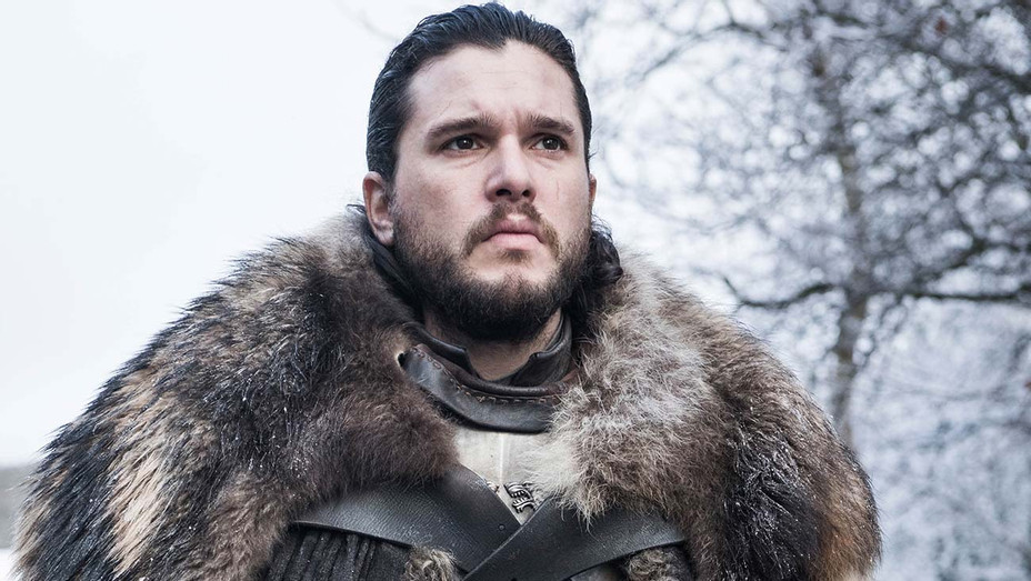 Game of Thrones S08 Premiere_Jon Snow 1 - Publicity - H 2019