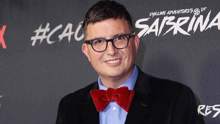 Roberto Aguirre-Sacasa Chilling Adventures of Sabrina Premiere - Getty - H 2019