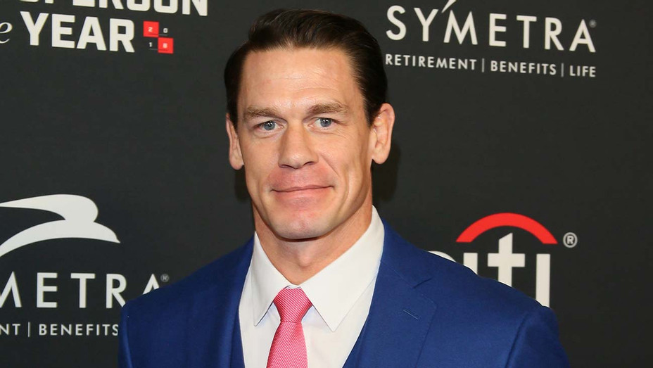John Cena attends Sports Illustrated Sportsperson of The Year Awards 2018 - Getty-H 2019