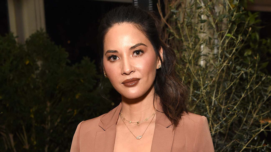 Olivia Munn attends Vanity Fair and Lancôme Toast Women In Hollywood on February 21, 2019 - Getty-H 2019