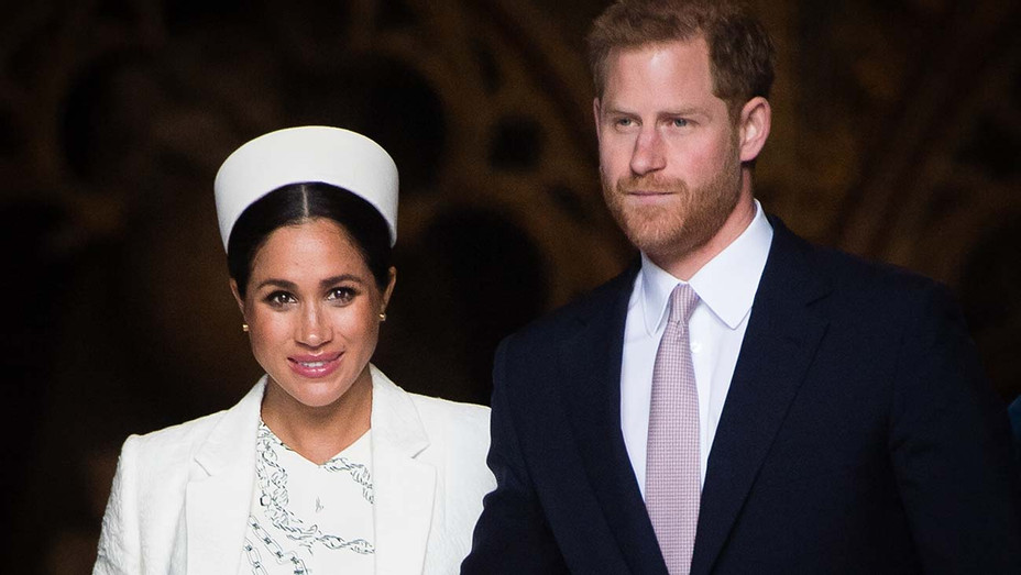 Prince Harry Meghan Duchess of Sussex Commonwealth Day - Getty - H 2019