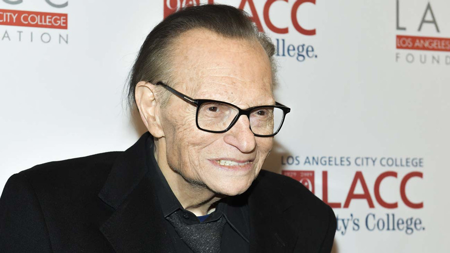 Larry King attends the  Los Angeles Community College 2019 Gala - Getty-H 2019