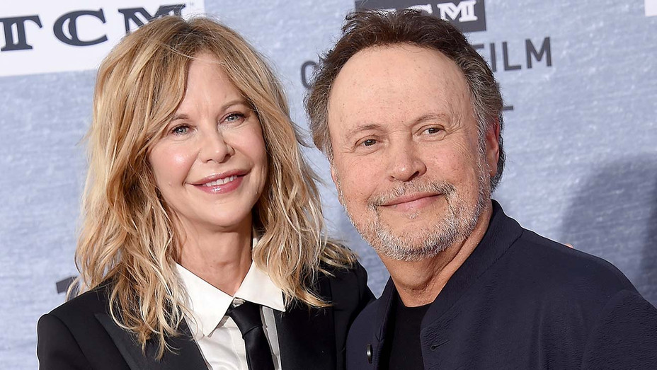 Meg Ryan and Billy Crystal - 2019 TCM Classic Film Festival Opening Night Gala April 11, 2019- Getty-H 2019