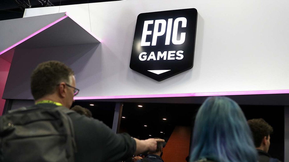 Epic Games Booth GDC Game Developers Conference - Getty - H 2019