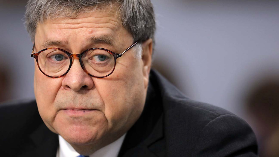 Attorney General William Barr - April 09, 2019 - Getty-H 2019