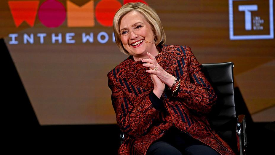 Hillary Clinton Women In The World Summit - Getty - H 2019