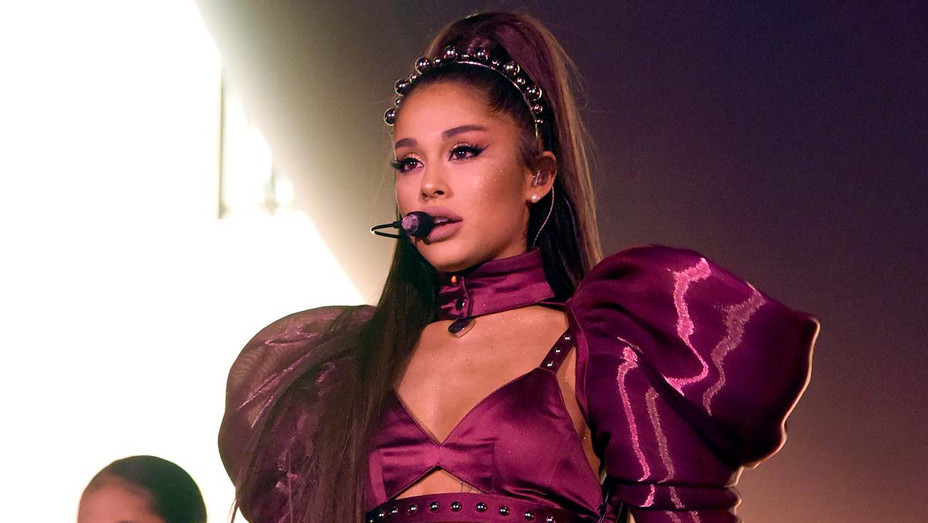 Ariana Grande performs on Coachella Stage during the 2019 - Getty-H 2019