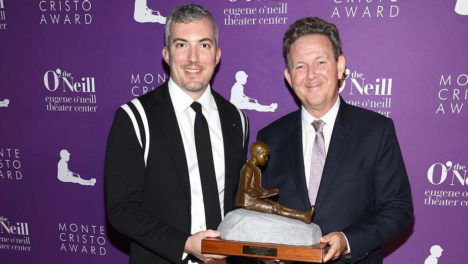 Preston Whiteway and John Logan attend 19th Annual Monte Cristo Awards - Getty-H 2019
