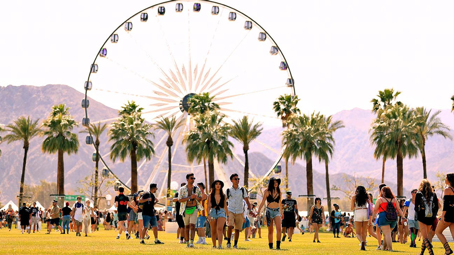 Festivalgoers attend the 2018 Coachella Valley Music And Arts Festival - Getty-H 2019