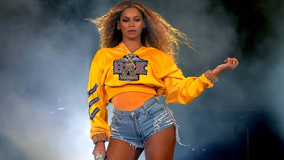 Beyonce Knowles performs onstage during 2018 Coachella Valley Music And Arts Festival - Getty-H 2019