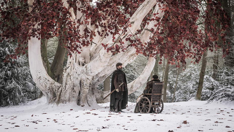 Game of Thrones Season 8 Episode 2 - Winter pic - Guy in Wheelchair - H Publicity 2019