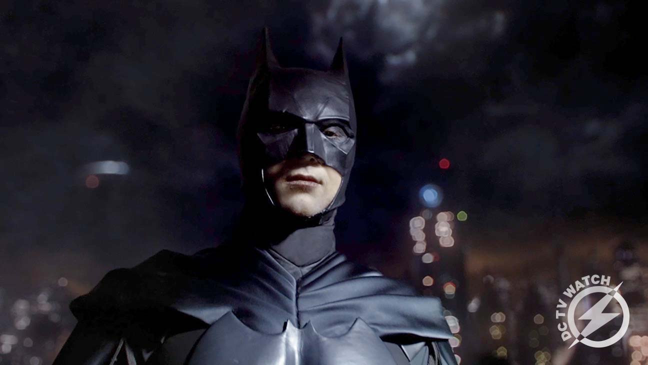 Dc Tv Watch Gotham Ends Its Run With Batman S Beginning Hollywood Reporter