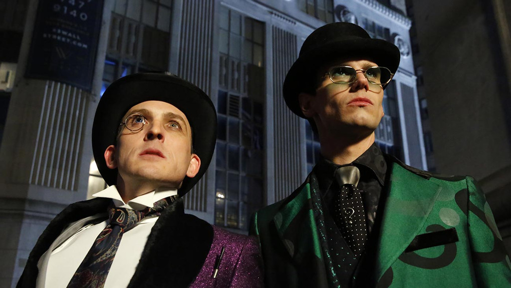 Gotham' Boss Explains Why Batman Was Barely in the Series Finale |  Hollywood Reporter